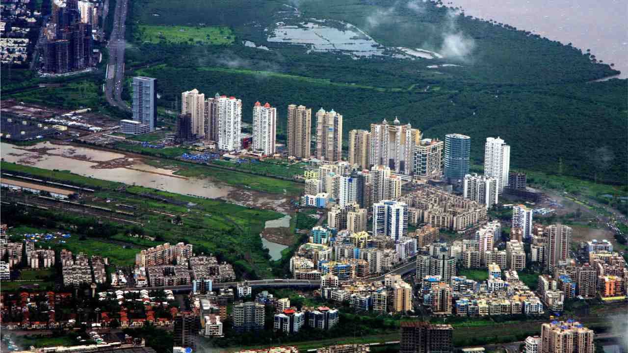 No 2. Navi Mumbai, Maharashtra | This is the second most livable city in India according to the livability index. It is a planned city neighbouring Mumbai. It was also deemed by the government to be one of the cleanest cities in India. (Image: WikiMedia Commons)