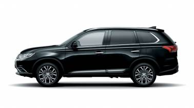 In Pics: Mitsubishi launches the 2018 Outlander at Rs 31.95 lakh