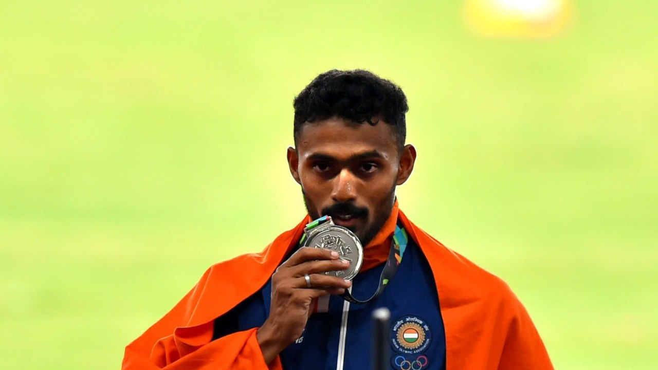 Yahiya Muhammed Anas | Men's 400m final athletics | Silver (Image: PTI)