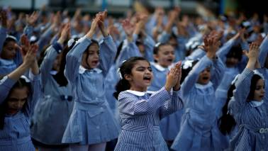 Delhi govt directs 105 schools to put on hold nursery admission process