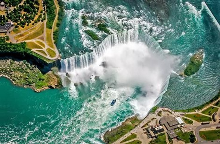 Q10. What is the name given to this falls due to its shape?