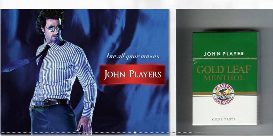 Answer: John Players - this brand name traces its origins to Imperial Tobacco Group's John Player's brand.