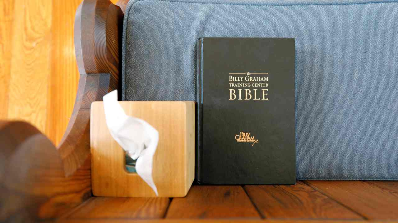 Q1. This international chain of hotels has been putting both the Bible and the Book of Mormon in its rooms since opening its first hotel in the late 1950s. By year's end, it expects to place the books in 300,000 rooms. What is the name of the chain of hotels? (Image: Reuters)