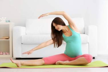 Smart ways to lose baby weight