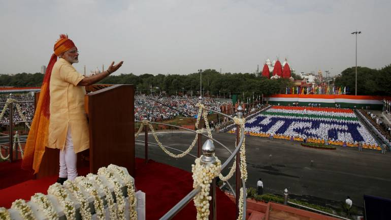 Promises kept or broken? An analysis of PM Narendra Modi's Independence Day  speeches
