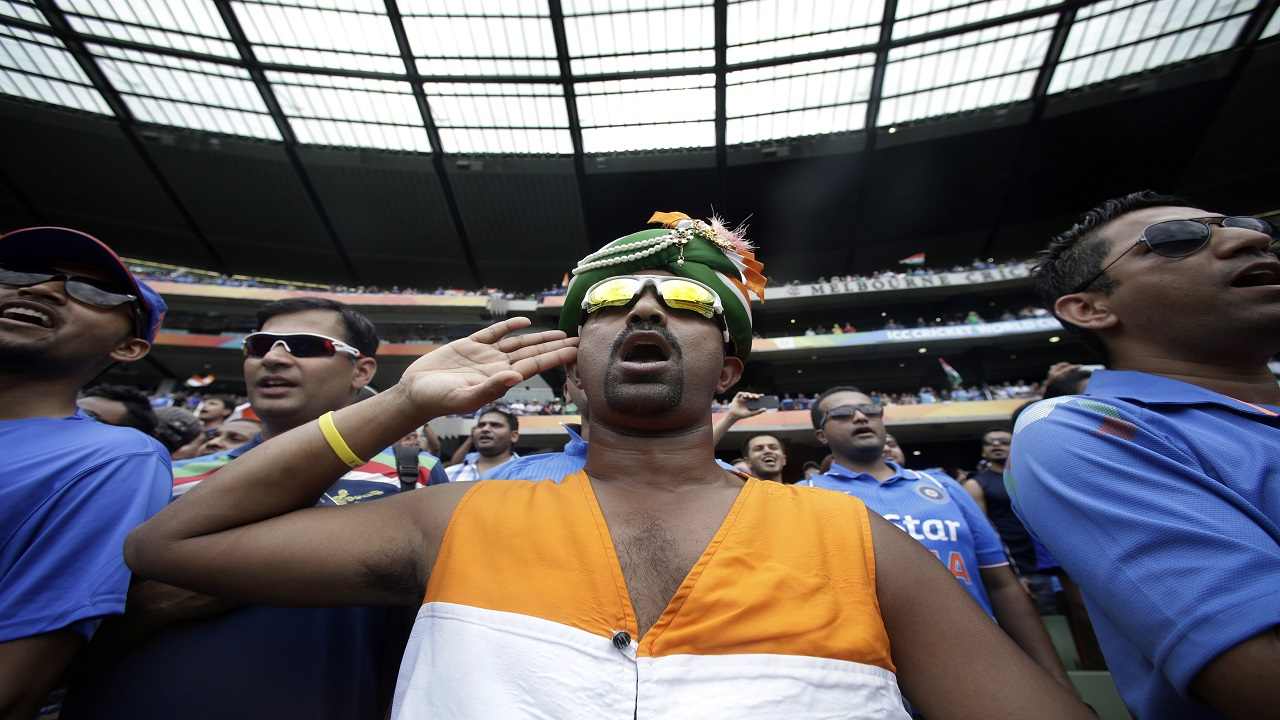 Jana Gana Mana was officially adopted as India's national anthem in 1950 (Image: Reuters)