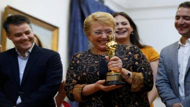 Chile's Bachelet chosen to be next U.N. human rights chief