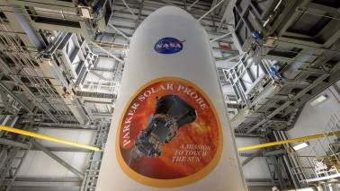 NASA counts down to launch of first spacecraft to 'touch Sun'