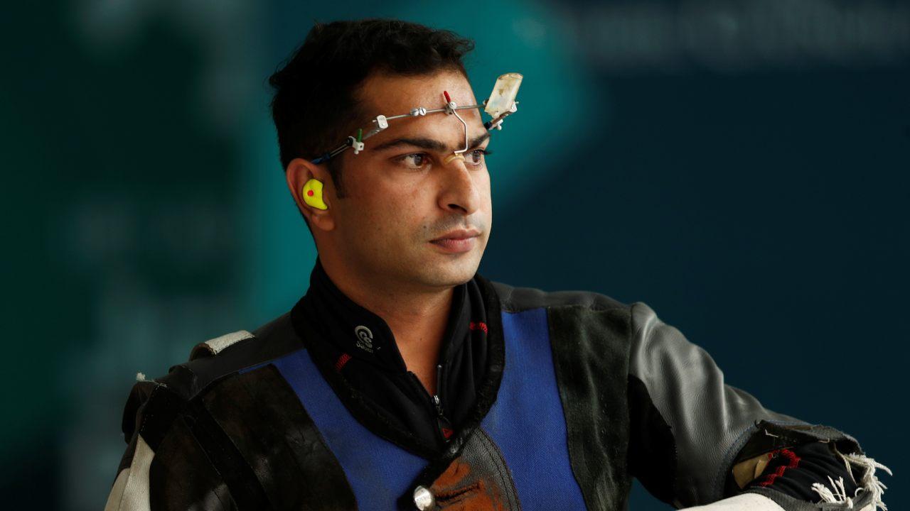 Ravi Kumar | 10m Air Rifle Mixed Team | Bronze (Image: Reuters)