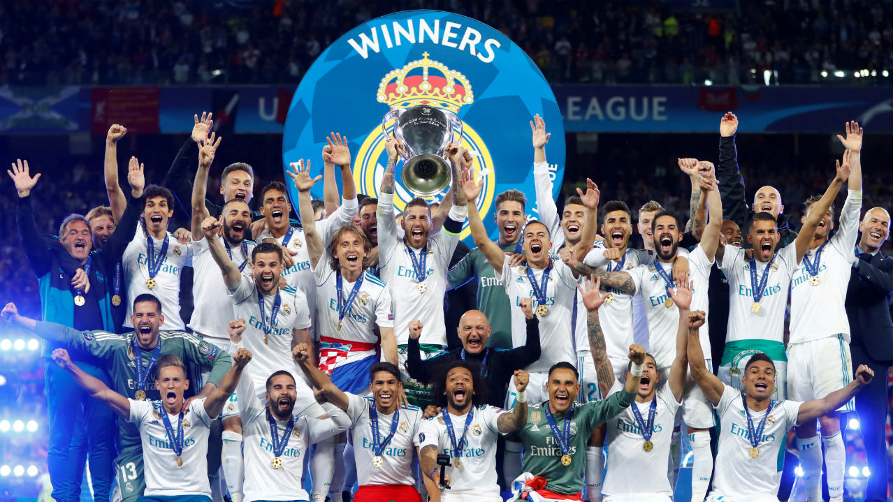 2. Real Madrid | Value: $4.09 billion – The Madrid, Spain based side has won a record 33 La Liga titles, 10 Supercopa de Espana in domestic football and a record 13 European Cup/UEFA Champions League titles, two UEFA Europa League titles and four UEFA Super Cups. (Image: Reuters)