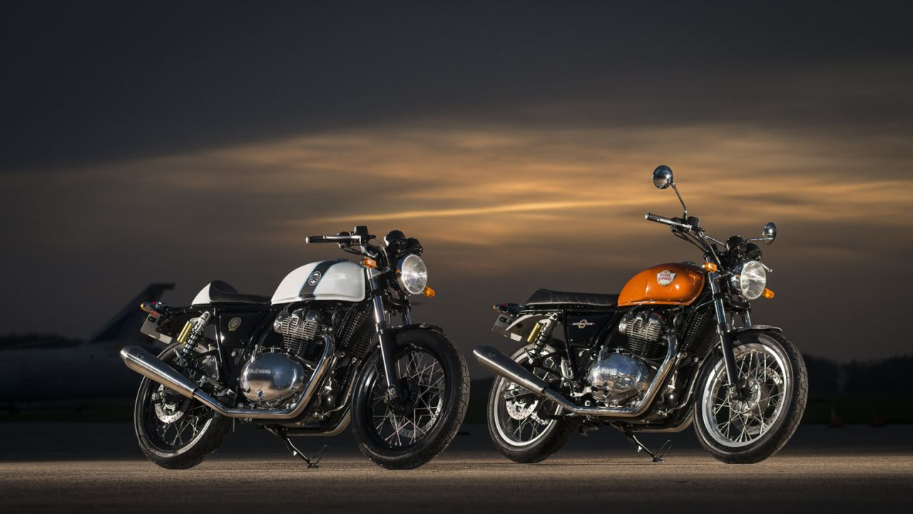 Royal Enfield 650 twins | Royal Enfield officially launched its first 650cc parallel-twin engine with the Interceptor 650 and the Continental GT 650. With an engine that churns out 47 PS and 52 Nm, the Interceptor won this year's Indian Motorcycle of the Year Award. (Image source: Royal Enfield)
