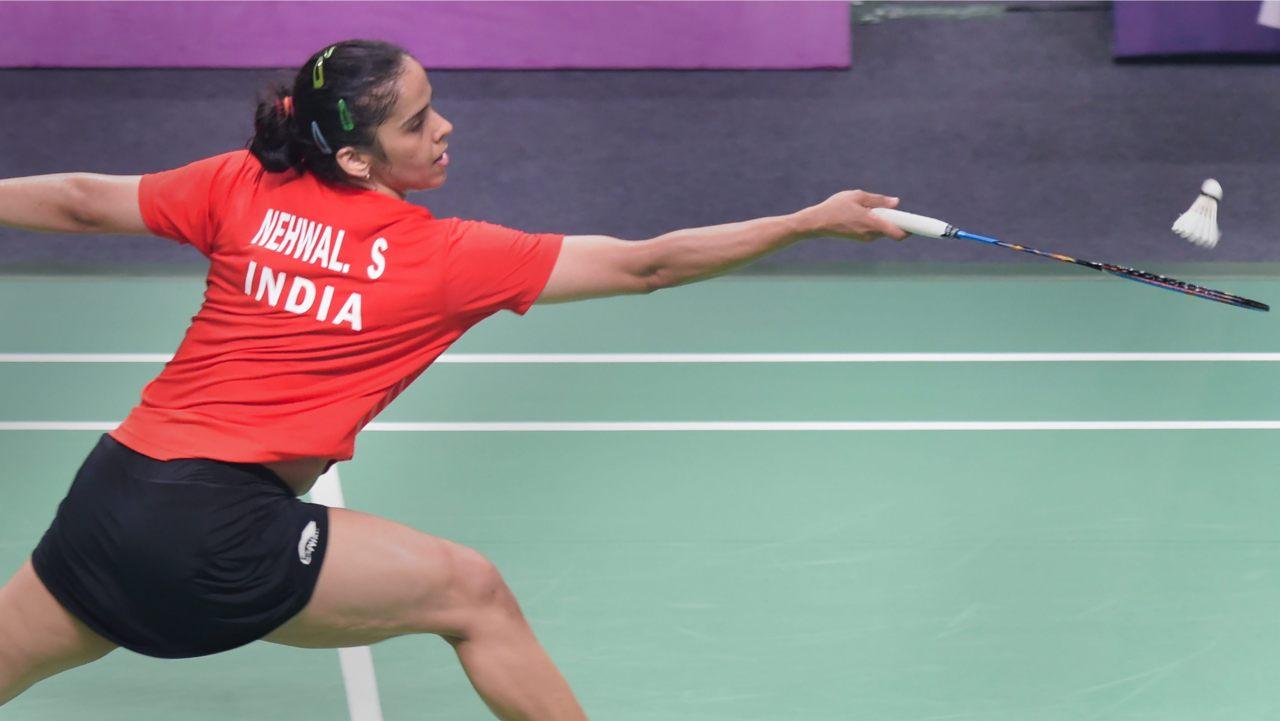 Saina Nehwal | Women's Singles Badminton | Bronze (Image: PTI)