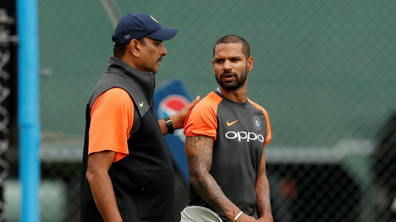 Shikhar Dhawan |Surprise ! Surprise !! Despite all the talks that he might not start owing to his bad performances overseas, Shikhar Dhawan retains his spot in the team. There will be pressure on him to perform.              (Image: Reuters)