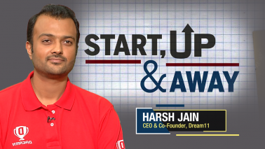 Start, Up and Away | Meet Harsh Jain, the man who brought fantasy sports to India