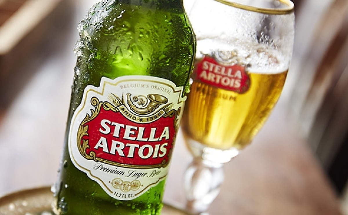 Answer: Stella Artois