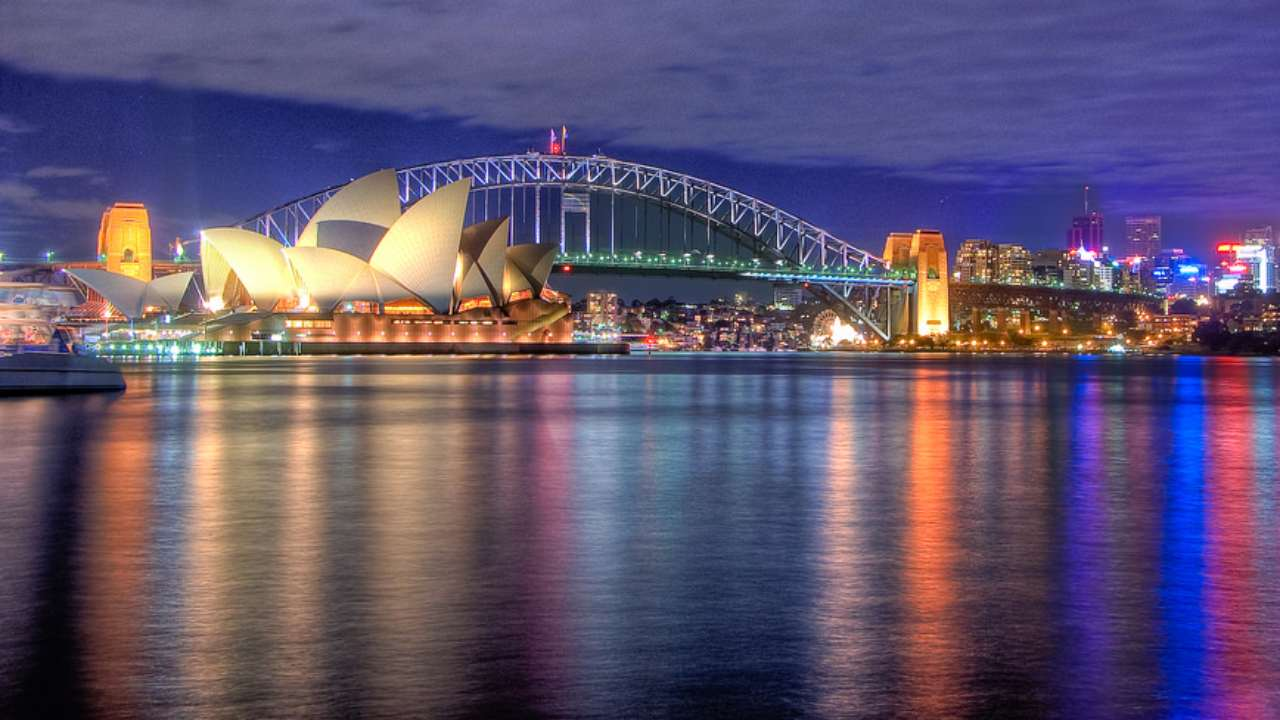 05) Sydney, Australia | The home of the Sydney Opera House and Sydney Harbour Bridge also referred to as 'The Coat Hanger', Sydney achieved a score of 97.4 percent in the EIU ranking. (Image: Flickr/Hai Linh Truong)