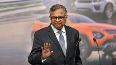 Steering Tata Motors to dominance: Tata Sons chief Chandrasekaran has his task cut out