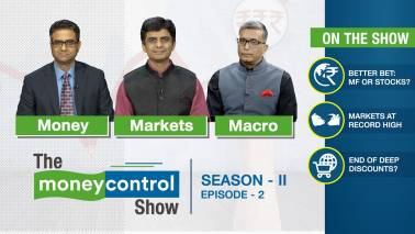 The Moneycontrol Show | HDFC AMC listing, draft e-commerce policy and record high markets