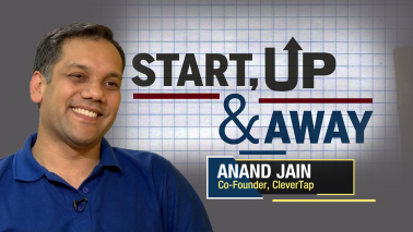 Start, Up and Away | Anand Jain, the man whose mobile marketing platform can help boost your business