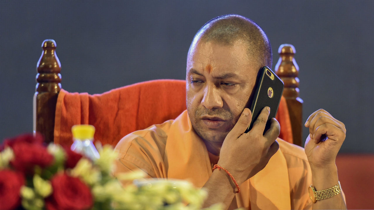 Uttar Pradesh chief minister Yogi Adityanath, who is also the head monk of the Gorakhnath temple in Gorakhpur, has close to 3.7 million followers on Twitter. A staunch BJP ideologue, Adityanath mostly tweets about public meetings and addresses, but does not retweet any other politician.