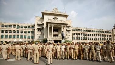 Karnataka Assembly floor test LIVE Updates: Proceedings to resume at 3:30 pm