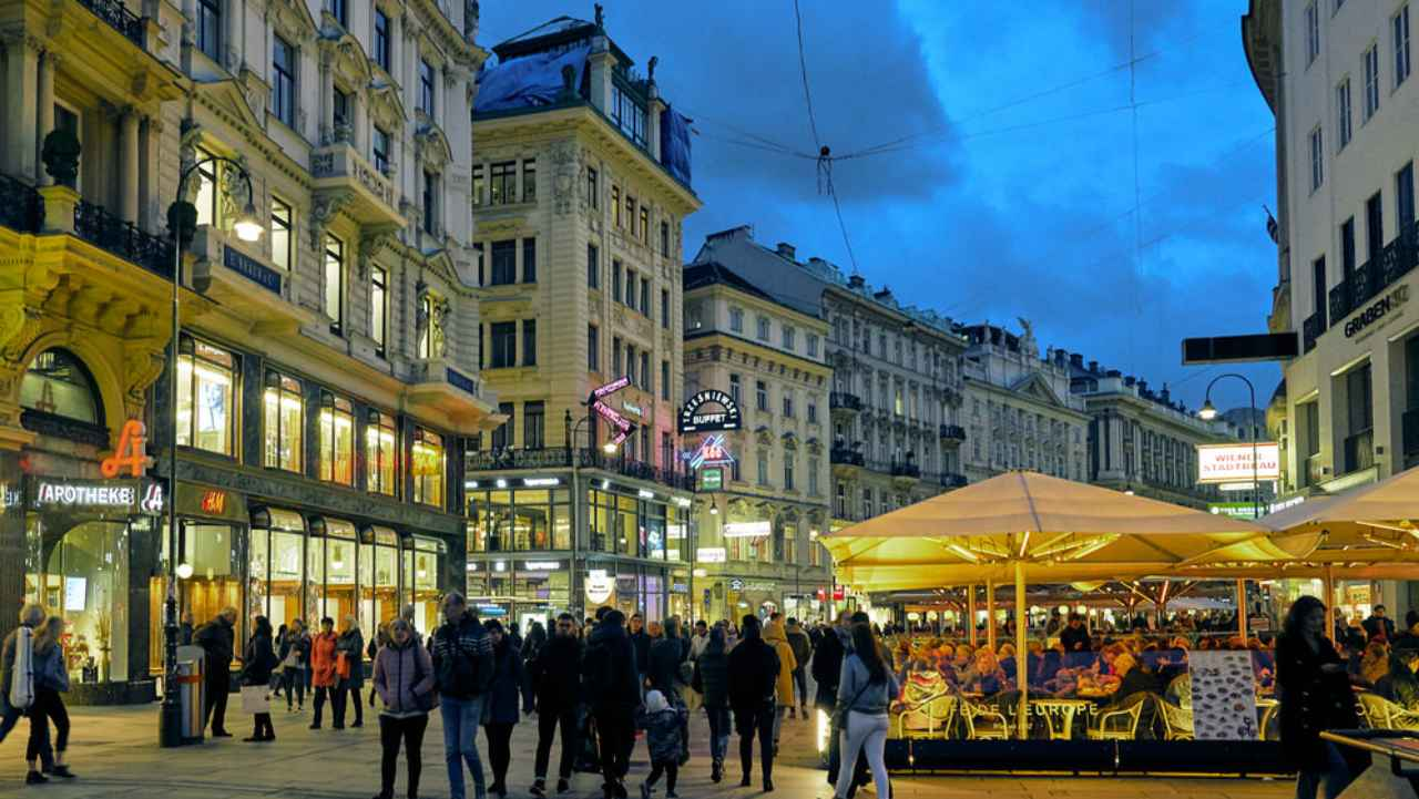 01) Vienna, Austria | The improved security scores have landed the capital on Austria at the top spot on the Economist Intelligence Unit's Global Livability ranking. (Image: Flickr/Pedro Szekely)