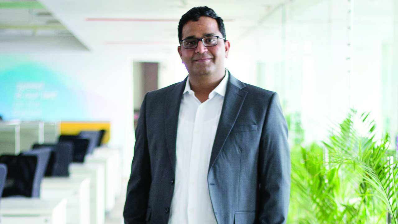 Vijay Shekhar Sharma | Founder of digital wallet company Paytm, Sharma is the youngest Indian billionaire, according to Forbes. He's the only Indian to be listed in the under-40 league. (Image: WikiMedia Commons)