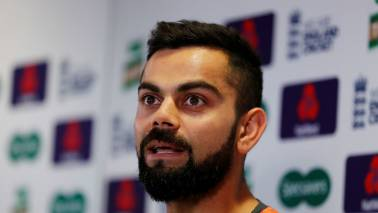 Kohli happy to play 'without altercation' when India travel Down Under