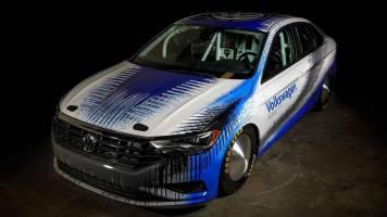 Volkswagen's new Jetta could become fastest car at Bonneville Salt Flats