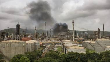 BPCL hydrocracker at Mumbai refinery to shut for at least two months after fire : sources