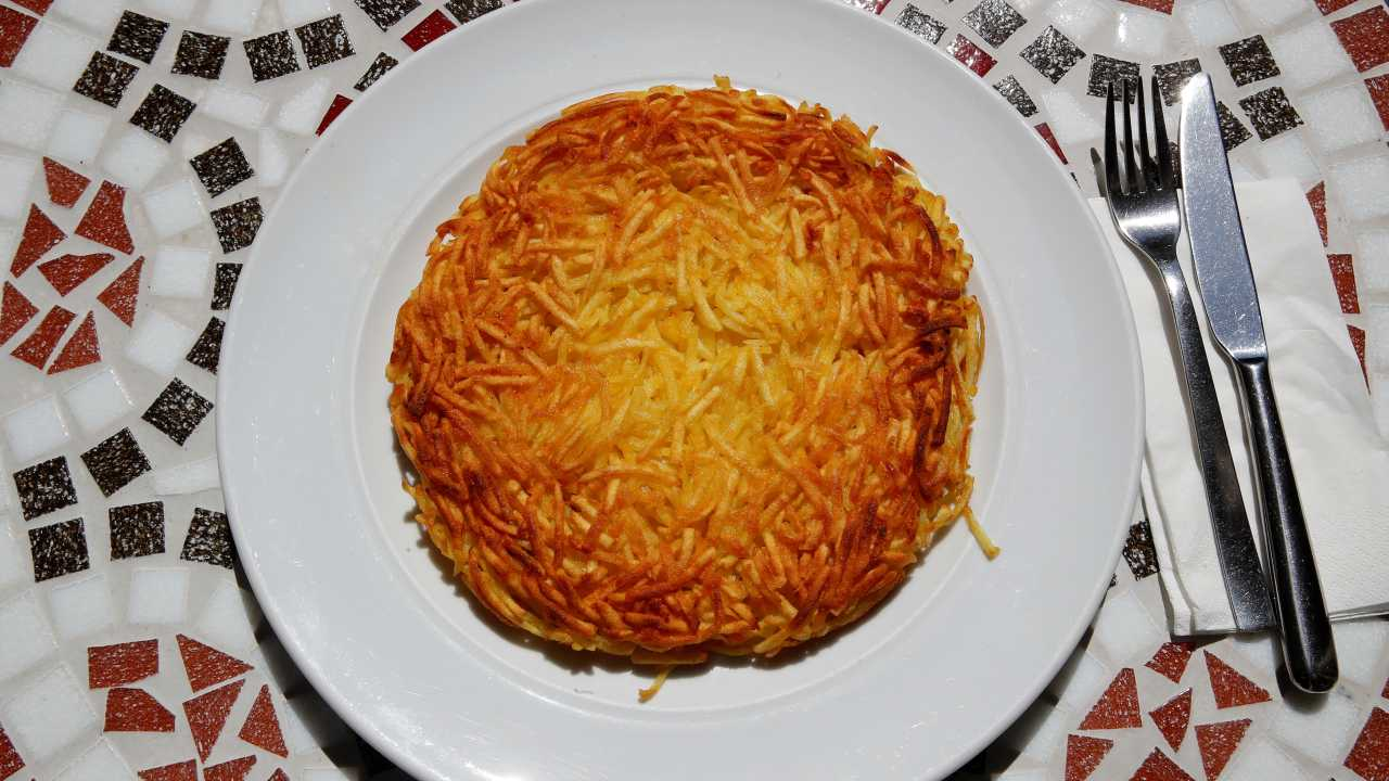 Europe   Most expensive city: Zurich — Rs 7,439 - (Pictured) Roesti, hash brown potatoes served at a restaurant in Zurich. (Image: Reuters)