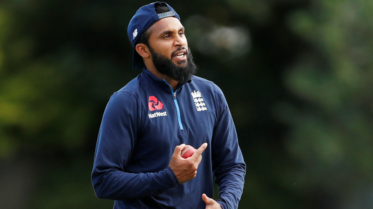 Adil Rashid | Rashid's inclusion in the squad sparked furious debates in England especially since the spinner had signed only a limited-overs only contract with Yorkshire for the season. However, skipper Joe Root has backed the spinner to excel against the mostly right-handed Indian batting line-up. (Image: Reuters)