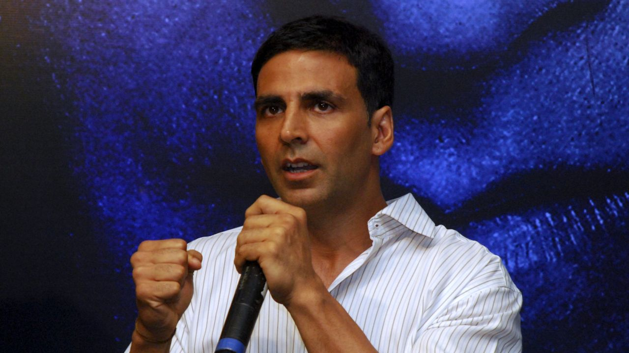 No 7 | Akshay Kumar: $40.5 million | Kenned for his versatility, Kumar has appeared in more than hundred films in a career spanning over 25 years. A prominent figure in Hindi cinema, he is the highest paid Indian actor on the list. Not too bad for a man who started his career as a waiter in Thailand. (Image: Reuters)