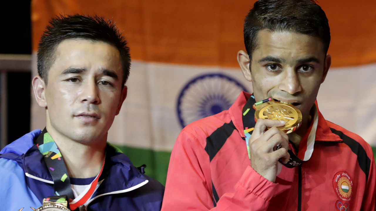 Asian Games 2018: India's Gold Medal winners at the games