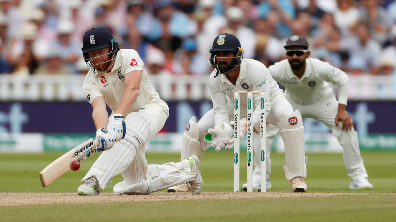 After the fall of Root's wicket, Malan and Bairstow combined well in the middle to put on 31 runs for the fourth wicket. (Image: Reuters)