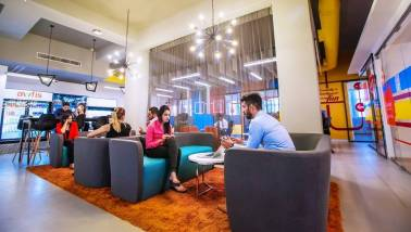 'Corporates cannot rely merely on co-working spaces for their requirements'