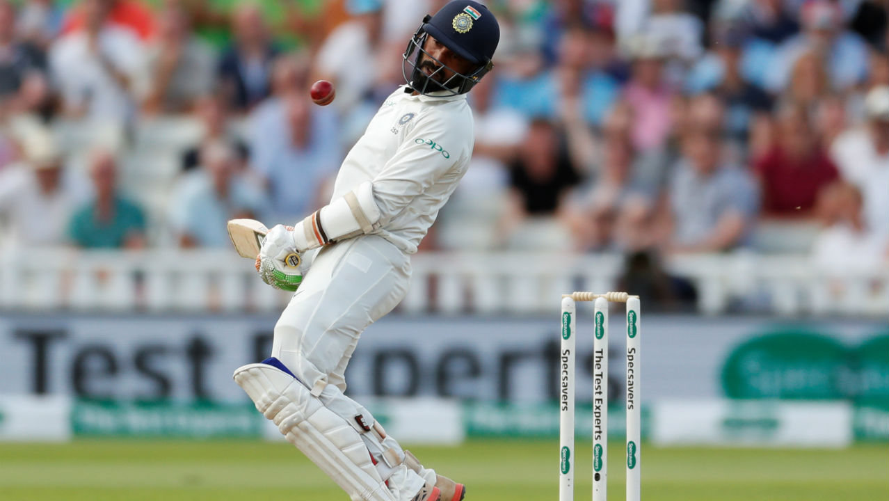 Dinesh Karthik | Karthik's comeback to the Test squad after seven years didn't go according to script as he was bowled out for a duck in the first innings before Anderson all but ended India's hopes for a comeback dismissing him in the very first over on Day 4. With Saha still out injured, Karthik will be given another chance to redeem himself at the Lord's.