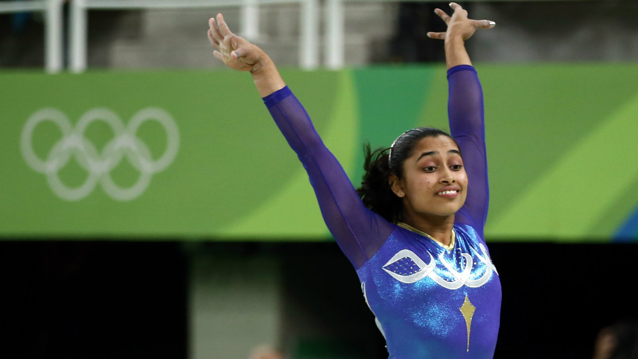 Dipa Karmakar | The 25-year-old gymnast made a stunning comeback this year following a career-threatening injury sustained in 2017. Competing at the Gymnastics World Challenge Cup in July, she not only returned to action but also won gold, becoming the first Indian gymnast to win gold in a world level event. The Tripura girl will be hungry to add to her medal tally as she makes up for the time lost due to injury. (Image – Reuters)