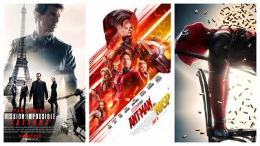 Hollywood standing tall in India this year thanks to its action ventures