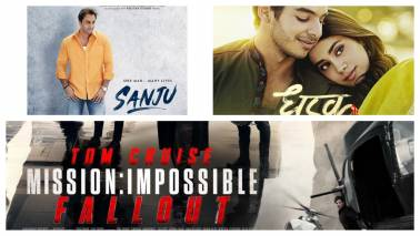 July ends on a strong note thanks to Mission Impossible; Dhadak, Sanju other notable performers