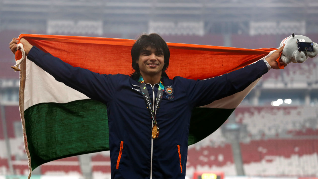 Neeraj Chopra | Men's Javelin Throw | Gold  (Image - Reuters )