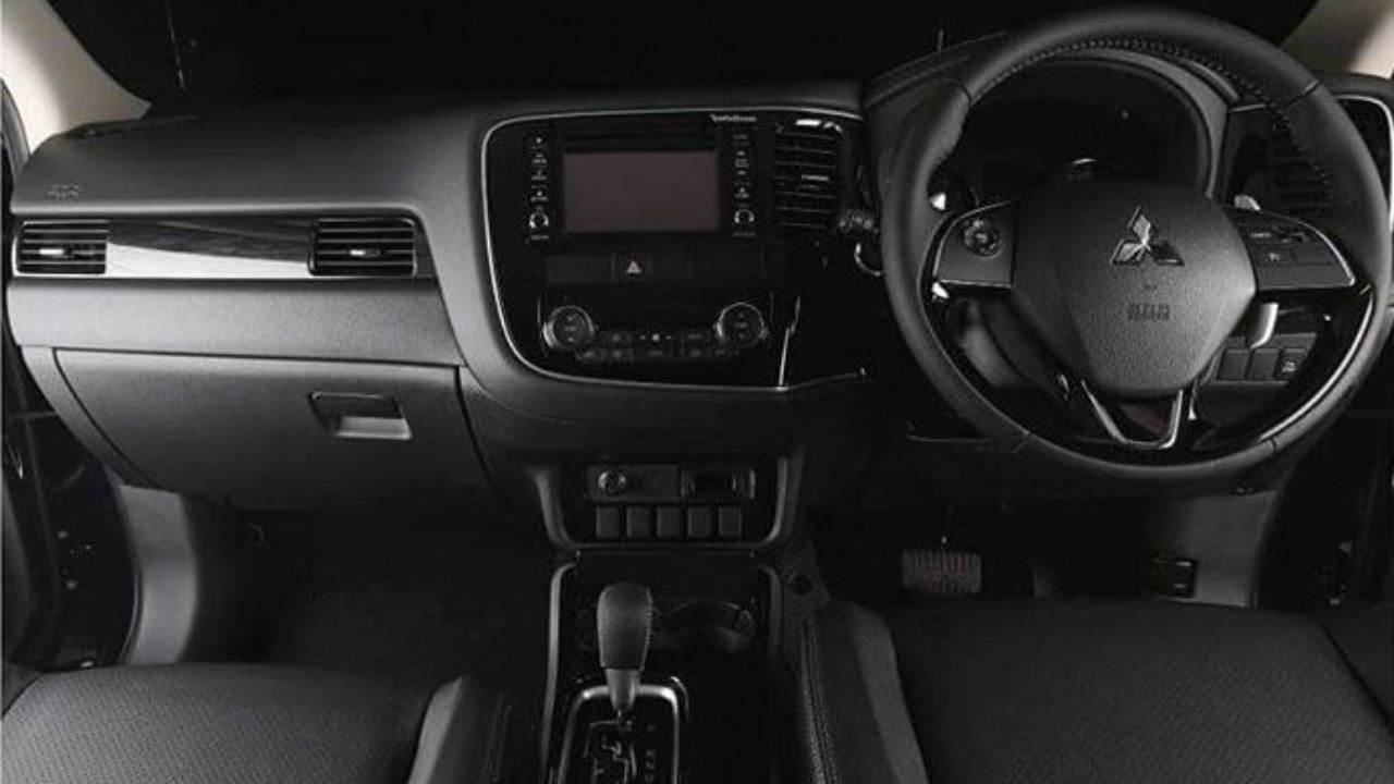 The latest offering from the Japanese carmakers is equipped with an advanced CVT automatic transmission with paddle shifters. The car will feature seven airbags, Brake Assist (BA), Automatic Stability Control (ASC), Hill-start Assist (HSA) and ABS with Electronic brakeforce distribution (EBD). (Image: Mitsubishi)