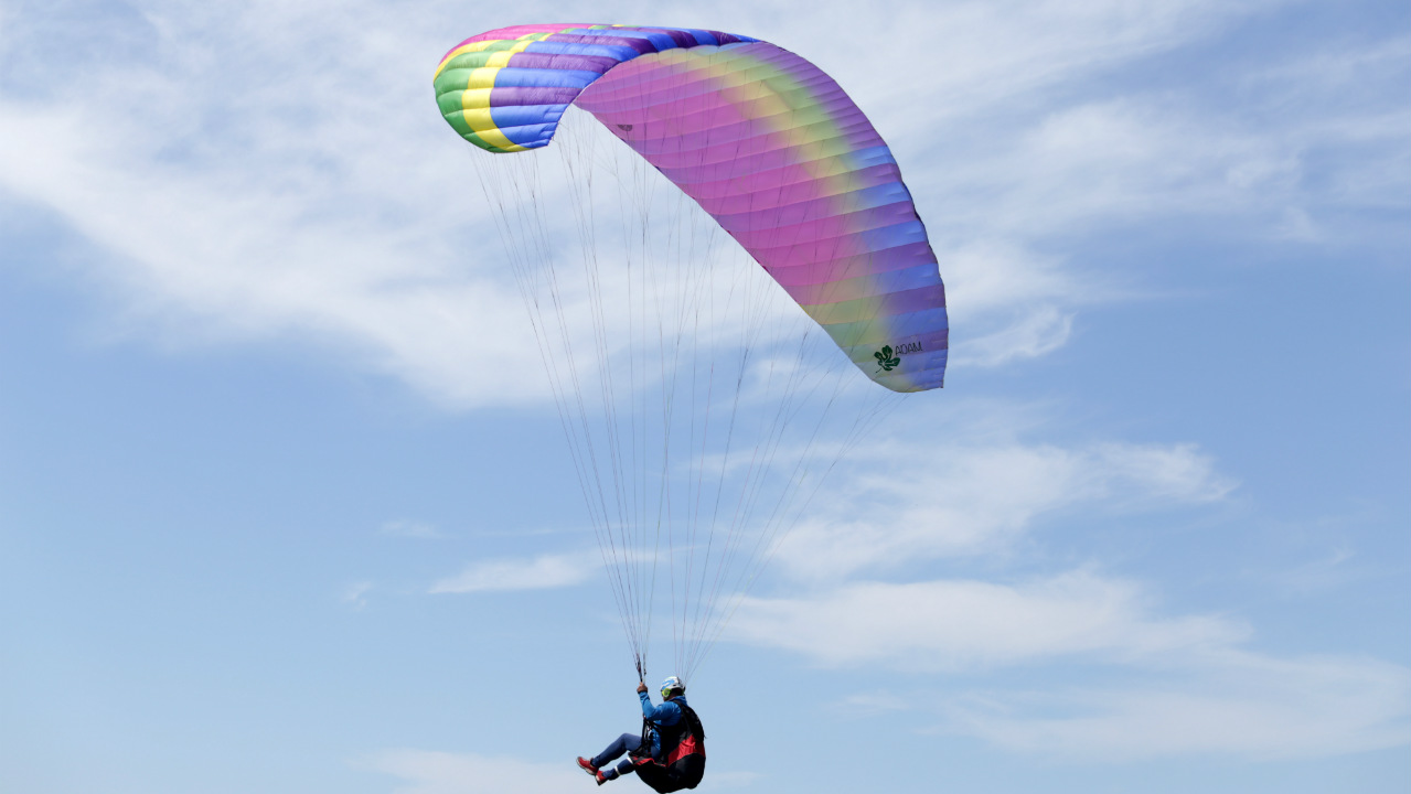 PARAGLIDING | While it has for many years been considered as a recreational sport, paragliding will be contested in two different race formats – Cross country and accuracy event. The accuracy event is a test of precision in landing while the cross country event winner is adjudged as the player completing a route in the fastest possible time. (Image – Reuters)