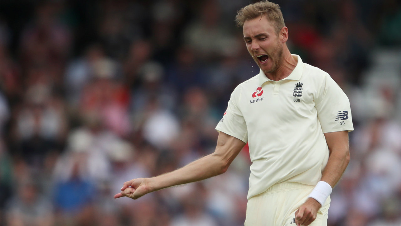 Stuart Broad | England will not be tampering with their deadly combination of Broad and Anderson. Broad didn't pick up any wickets in the first innings at Edgbaston but came back to scalp both Indian openers in the second innings, just when his team needed it the most.