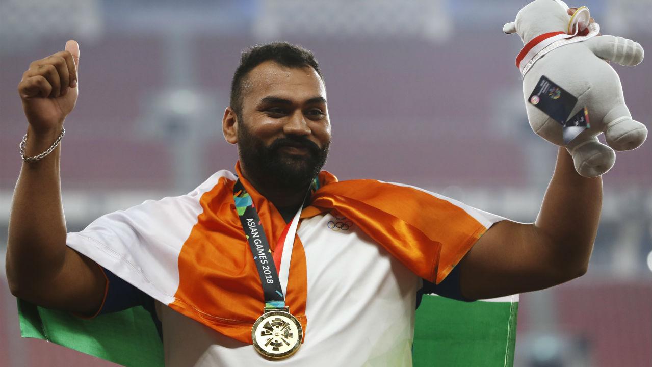 Tejinderpal Singh Toor | Men's shot put | Gold (Image - Reuters)