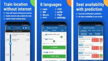 Google, Xiaomi eyeing stake in Where Is My Train app