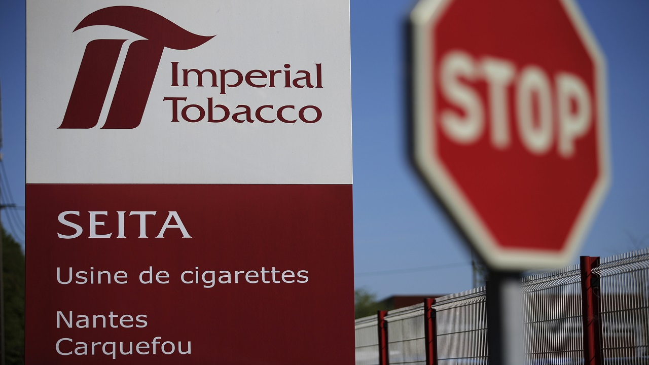 Ans. Imperial Tobacco Group, one of the world's biggest cigarette makers, plans to drop the word 'tobacco' from its name after more than 100 years in business. It plans to rename itself 'Imperial Brands'. (Image: Reuters)