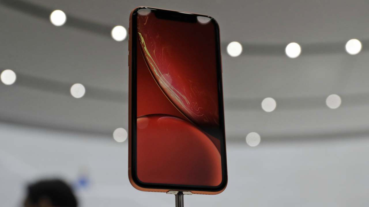Cheapest among the three, iPhone XR comes with a 6.1-inch Liquid Retina HD LCD display with a screen resolution of 1792*828p and pixel density of 326ppi. The device comes with a notched True Tone display with Multi-Touch feature. The smartphone is powered by A12 Bionic chip. (Image: AP)