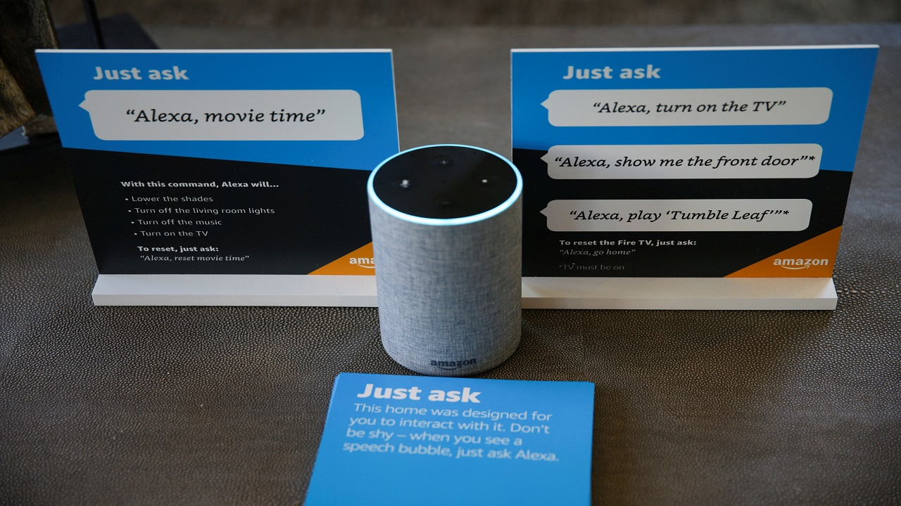 Ans. Doppler (The codename of Amazon Echo. Image: Reuters)