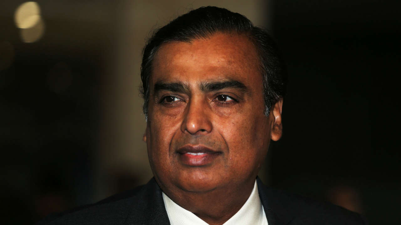 No. 1 | Mukesh Ambani | Chairman and MD, Reliance Industries | Net worth: Rs 3,71,000 crore (Image: Reuters) Disclaimer: Reliance Industries Ltd. is the sole beneficiary of Independent Media Trust which controls Network18 Media & Investments Ltd.